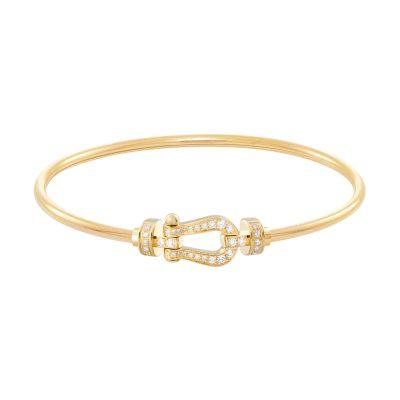 Bracelet FORCE 10 moyen modèle or jaune