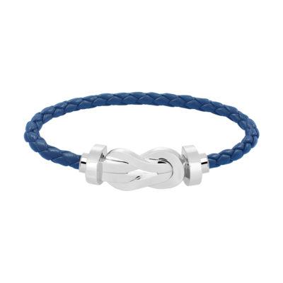 Bracelet 8°0 or gris
