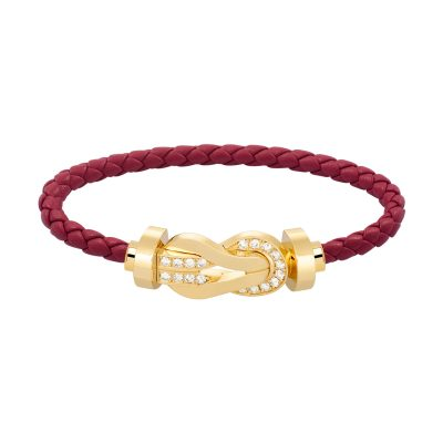 Bracelet 8°0 or jaune