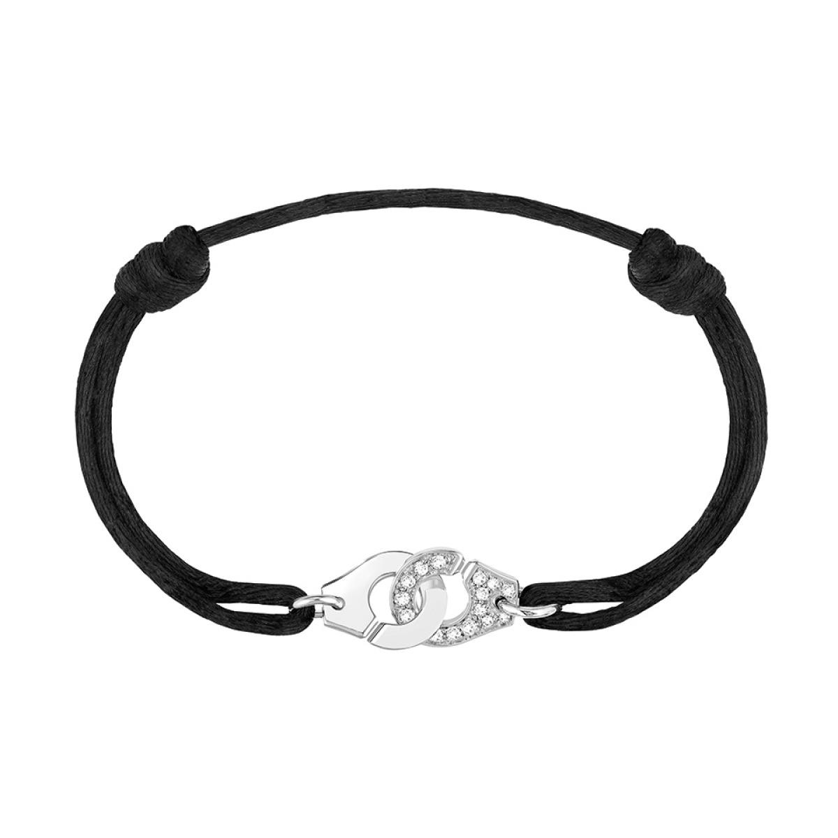 4d8d7fedb5a Bracelet MENOTTES dinh van R10 et diamants - Borromée Joaillier