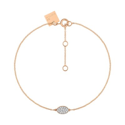 sequin diamond bracelet