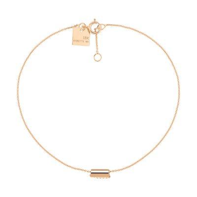 Mini Straw Bracelet