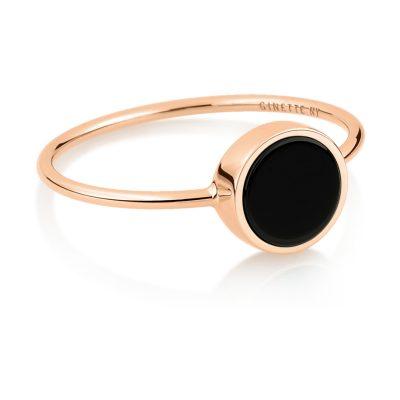 mini ever onyx disc ring
