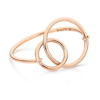 tiny circle ring