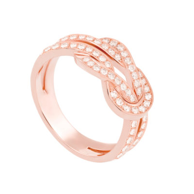 BAGUE CHANCE INFINIE mm