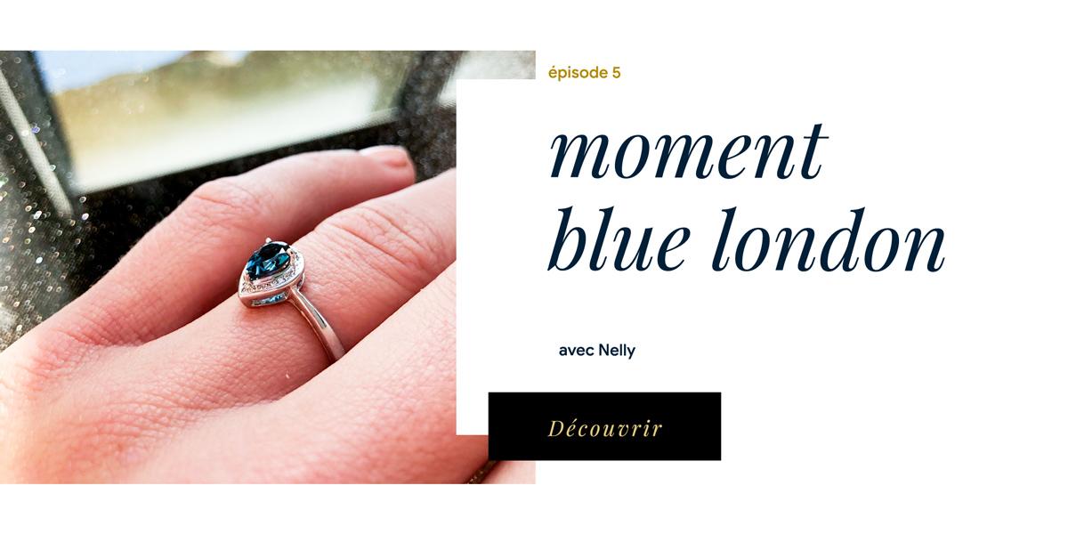 E5: Moment Blue London… avec Nelly